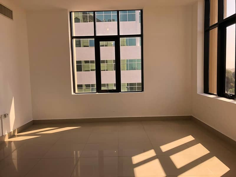 Well Maintain Apartment 1 BHK With 2 Bathrooms In Muroor Road, 21 Street Near Indian School.