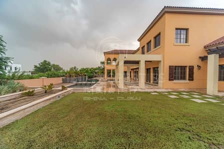 5 Bedroom Villa for Sale in Jumeirah Golf Estate, Dubai - Ready To Move In | Private Large Pool | Brand New
