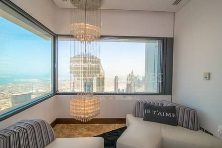 بنتهاوس 4 غرف نوم للبيع في مركز دبي المالي العالمي، دبي - Upgraded Penthouse | Vacant | Amazing Views