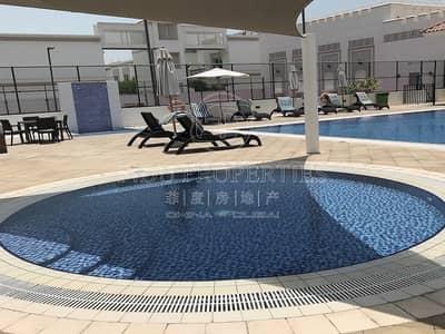فلیٹ 2 غرفة نوم للايجار في الوصل، دبي - Spacious 2 bed |Dar Wasl | Club house Access