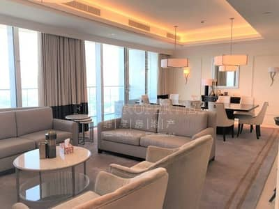 4 Bedroom Flat for Rent in Downtown Dubai, Dubai - Best deal in Address BLVD   Fully Furnished 4 Bed