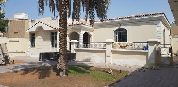 4 Bedroom Villa for Sale in Samnan, Sharjah - villa for sale in al samnan sharjah