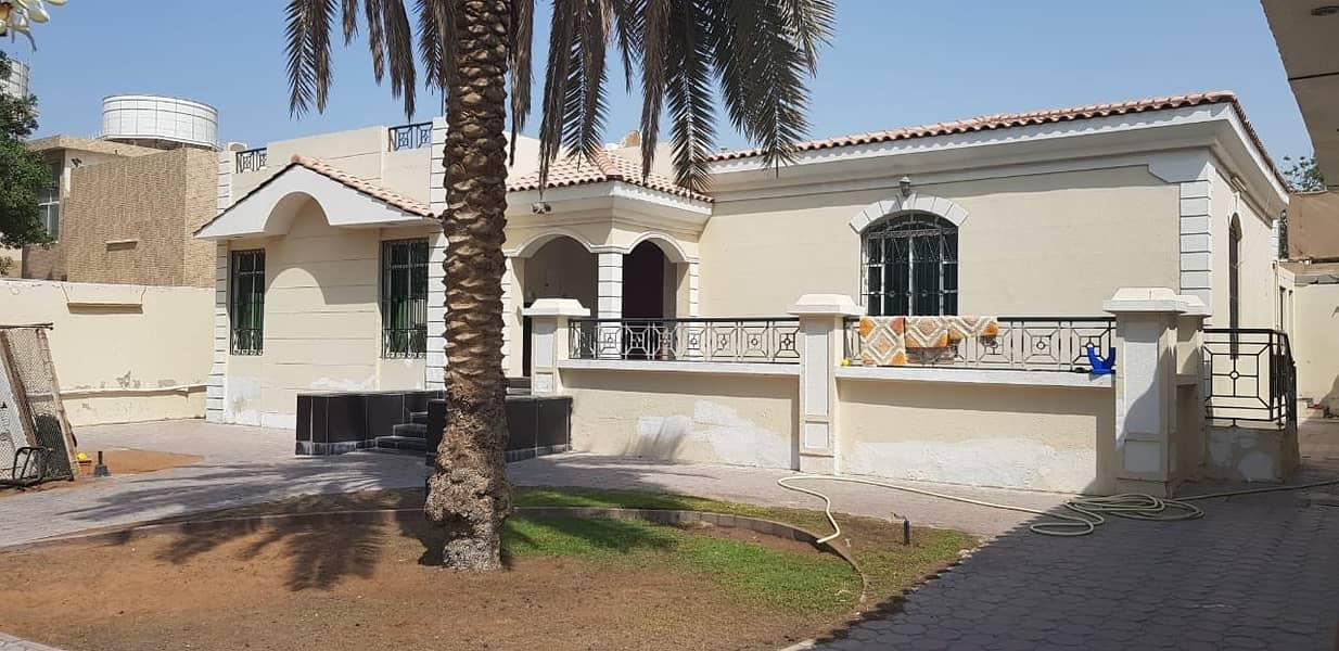 villa for sale in al samnan sharjah