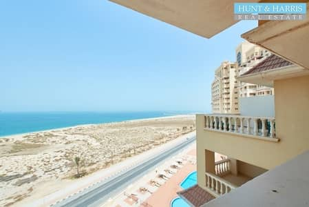 Furnished One Bedroom - Stunning Sea Views