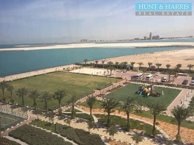 1 Bedroom Hotel Apartment for Rent in Al Marjan Island, Ras Al Khaimah - Luxurious Living - 100% Sea View