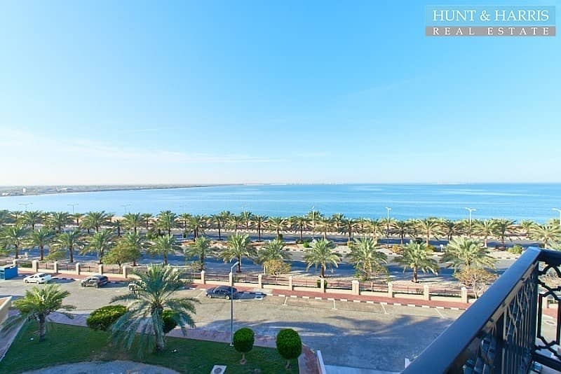 Stunning Sea View - One Bedroom - Furnished - Vacant