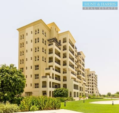Rented Marina Apartments - Al Hamra Village