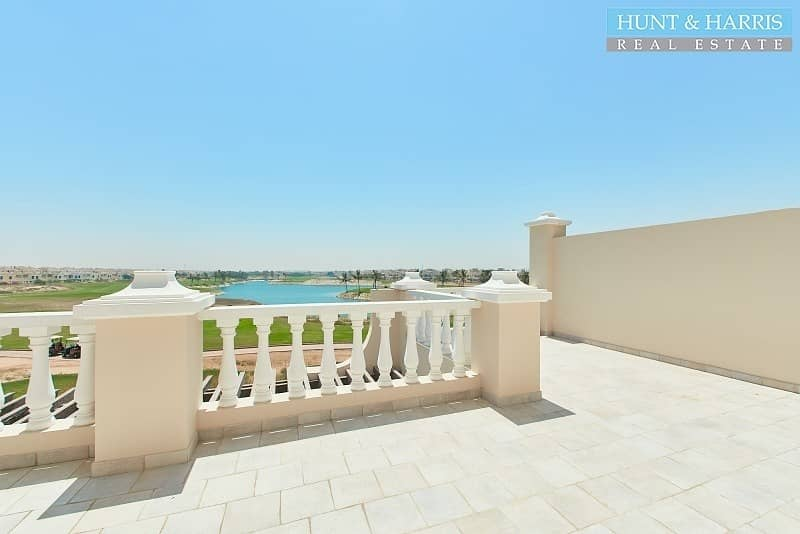 4 bedroom Townhouse + Maids - Garden and Lagoon View