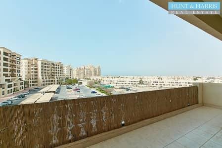 Spacious Living - Marina Apartments - Al Hamra Village