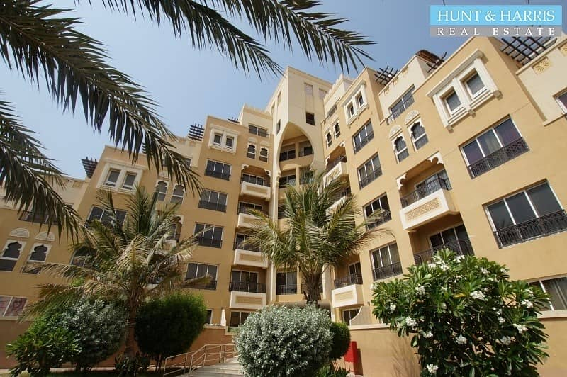 Furnished 1 Bedroom with Beautiful View
