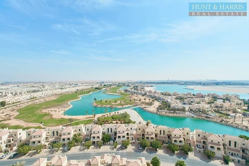 1 Stunning Golf Course and Lagoon Views  - Royal Breeze