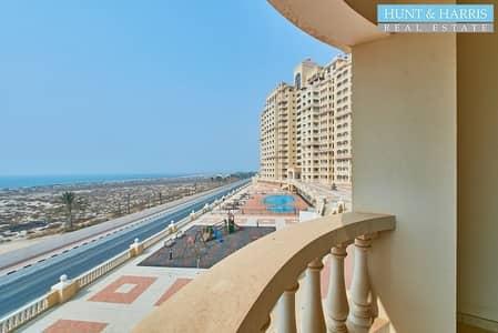 Studio for Sale in Al Hamra Village, Ras Al Khaimah - Furnished - Full Sea View - Ready to Move In