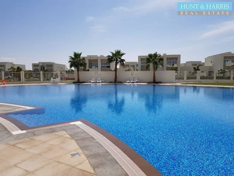 Two Bedroom Bermuda Villa - Mina Al Arab
