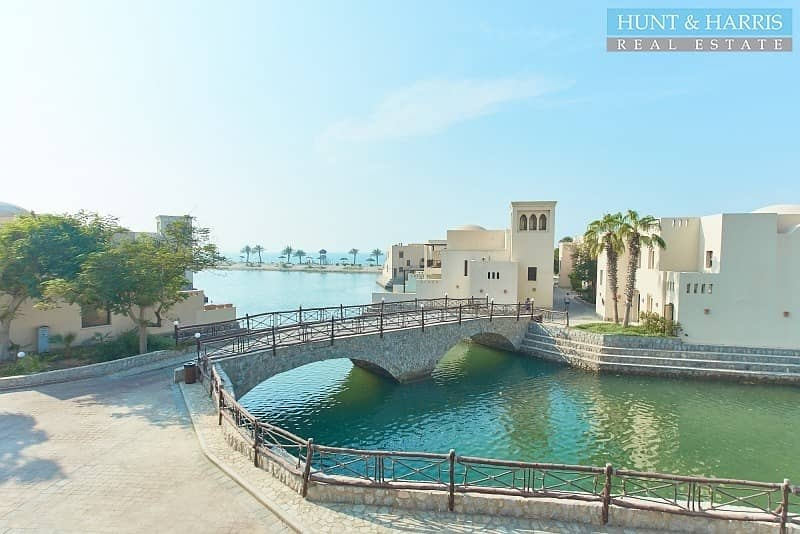 1 Beautiful Beach Villa On The Lagoon - Investor Deal
