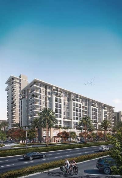شقة 1 غرفة نوم للبيع في تاون سكوير، دبي - 1 Bedroom l 5 Years Post Handover Payment Plan