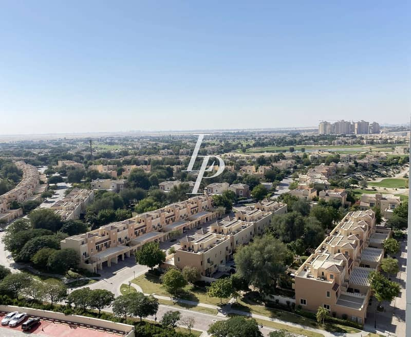 Spacious 2-Bed|Amazing Golf Course View|High ROI