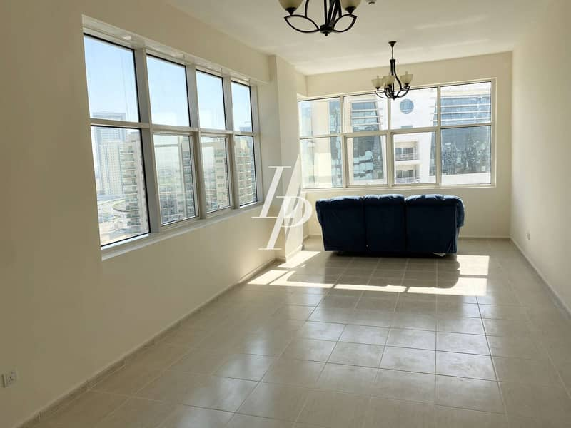 2 Spacious 2-Bed|Amazing Golf Course View|High ROI