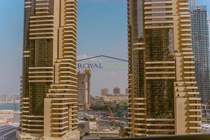 13 CLOSE TO THE BEACH 1BR In Skyview Tower Dubai Marina