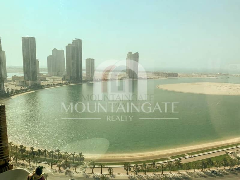 Amazing 2 BHK With Part Sea view with Parking