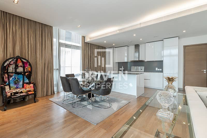 3Bed Apt | High Floor | Quality Finishes