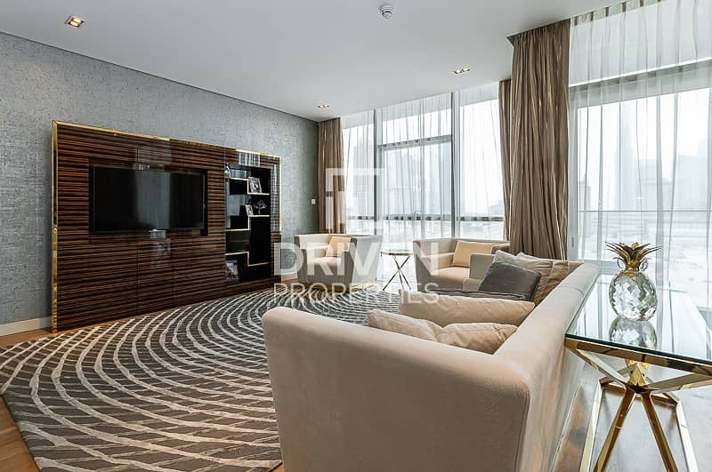 10 3Bed Apt | High Floor | Quality Finishes