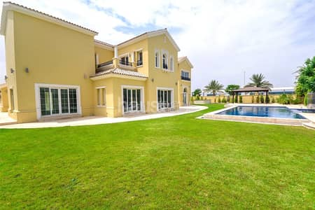 6 Bedroom Villa for Sale in Arabian Ranches, Dubai - Extended | Elevator | Huge 24