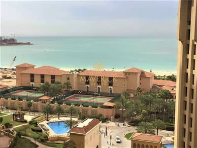 Sea View   Furnished 1 Bed   Rented   High ROI