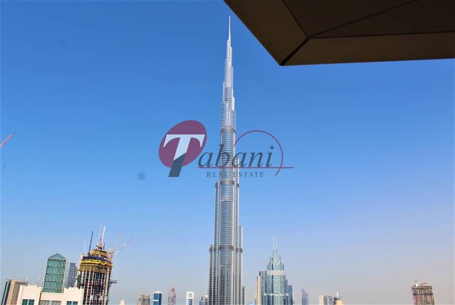 19 02 Series| Burj Khalifa and Fountain | Best Layout