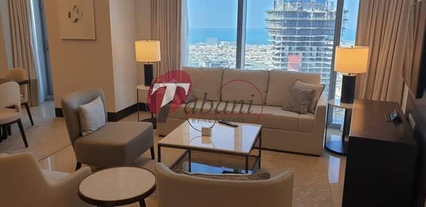 1 Bedroom Flat for Sale in Downtown Dubai, Dubai - 01 Series   Sea View   High Floor  Best Layout