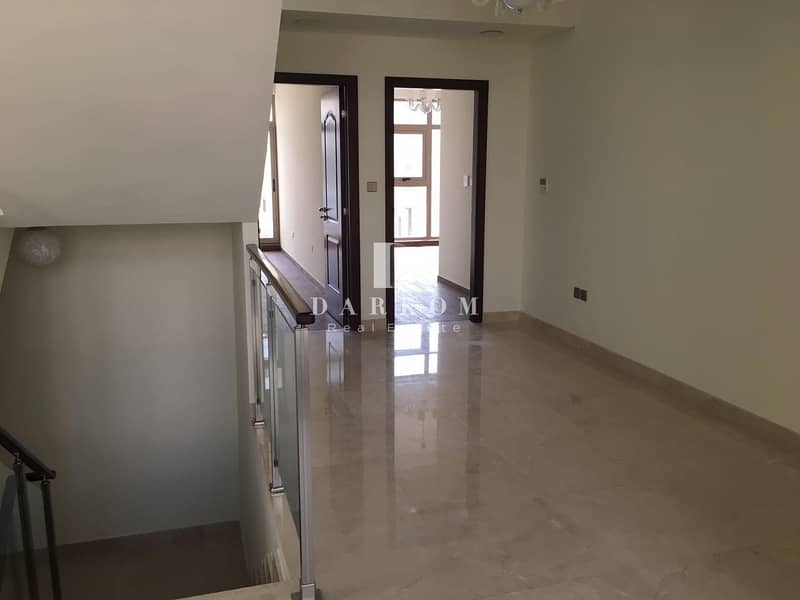 2 4 BR + Maid Townhouse in Polo Meydan