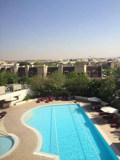 1 Bedroom Apartment for Rent in Mirdif, Dubai - Nice 1br apart.  for rent   in courtyard uptown mirdif / 50k