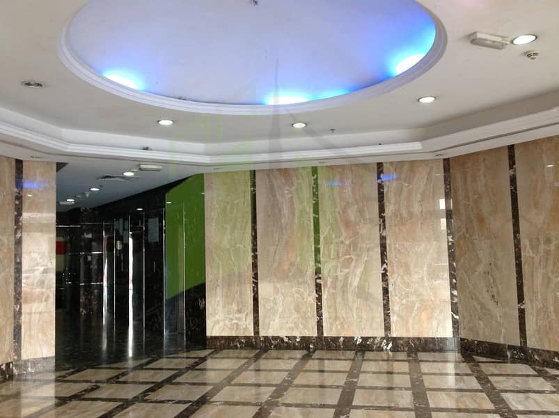 Spacious and well maintained 2 Bedroom apartment for rent in Falcon Towers