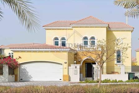 3 Bedroom Villa for Rent in Jumeirah Park, Dubai - Spacious   3BR + Maids   Legacy Large  District 07