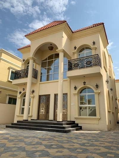 villa from outside