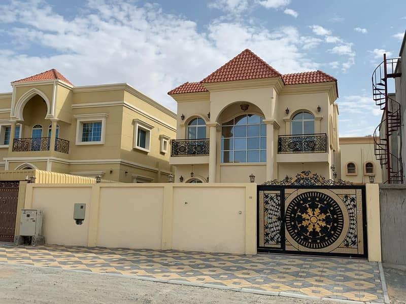 2 villa from outside