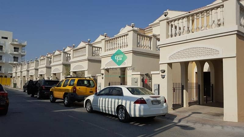 9 SPACIOUS   1 BHK Townhouse  IN DISTRICT12