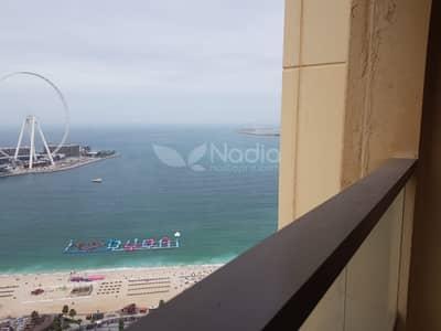 فلیٹ 4 غرف نوم للبيع في جميرا بيتش ريزيدنس، دبي - 4BR + Maid's | Sea View | Rimal 4 | JBR