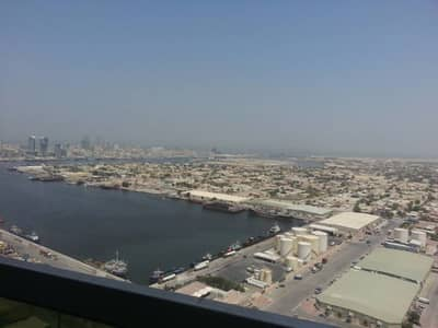 2 Bedroom Flat for Rent in Ajman Downtown, Ajman - 2 BHK for rent in Ajman pearl towers full sea view