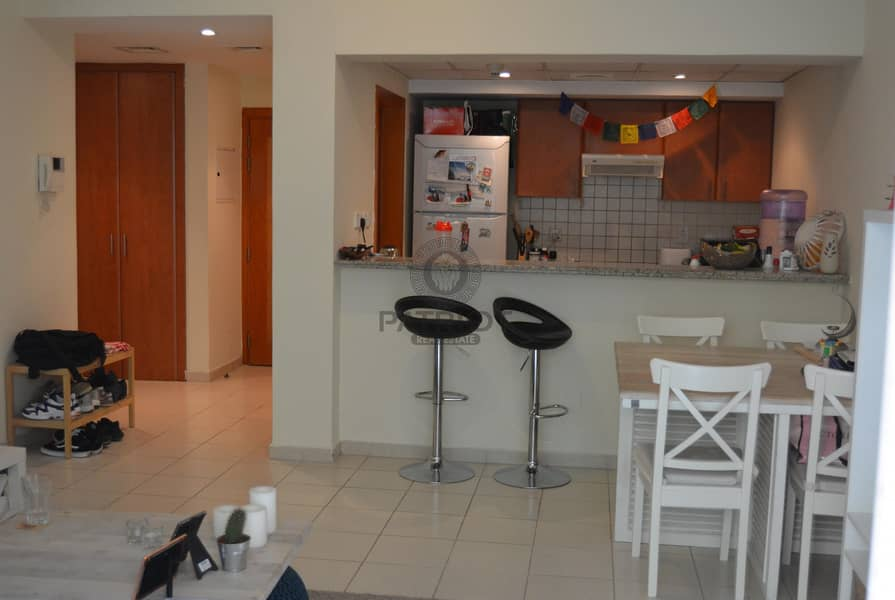 2 Well maintained like new 1BHK for sale in the greens