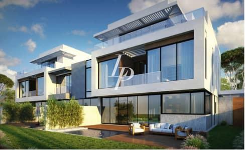 تاون هاوس 3 غرف نوم للبيع في عقارات جميرا للجولف، دبي - Tranquil Living Among Gardens|Modern Smart Home