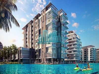 1 Bedroom Flat for Sale in Mohammad Bin Rashid City, Dubai -  Fully Furnished    Crystal Water   4% DLD Waiver