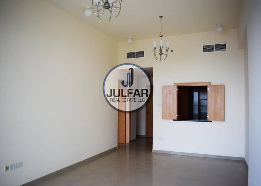 2 *Amazing Sea View 1-BHK FOR RENT In Julphar Tower*
