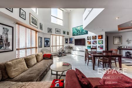 Fully Renovated | 4BR | Duplex Penthouse