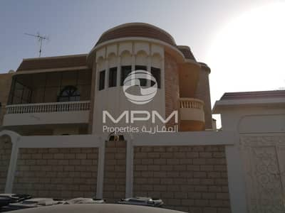 فیلا 3 غرف نوم للايجار في الزعاب، أبوظبي - Spacious 3 BR Villa Near Khalifa Hospital