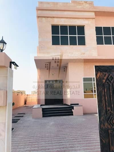 For sale two villas on one land in Al - Hushi area , Excellent Location