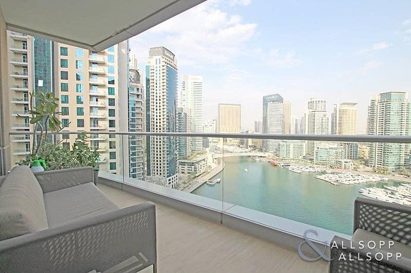 2 Three Bed | Fully Upgraded | Marina Views