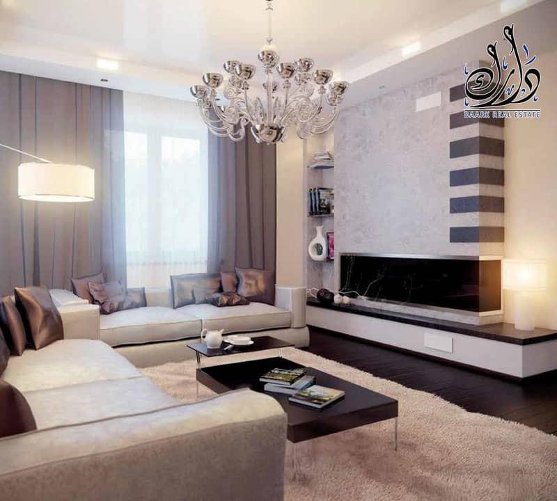 15 ready to move in elegant 5 bedroom Villa in Sharjah