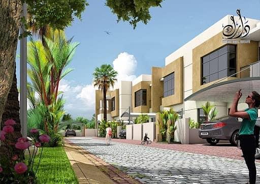 32 ready to move in elegant 5 bedroom Villa in Sharjah