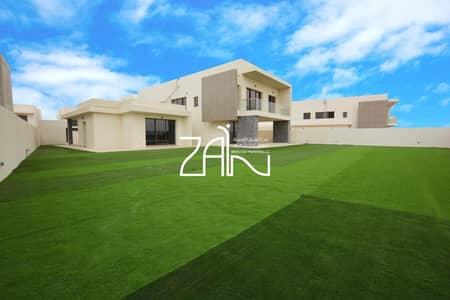 5 Bedroom Villa for Sale in Yas Island, Abu Dhabi - 3 Yrs No Service Charge|5 BR Villa|No ADM Fee