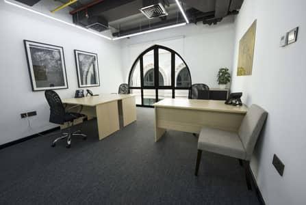 مکتب  للايجار في وسط مدينة دبي، دبي - مکتب في وسط مدينة دبي 24000 درهم - 4398508